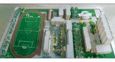 教学沙盘模型