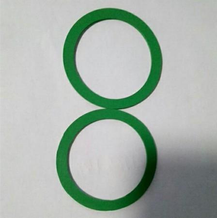 绿色氟橡胶制品