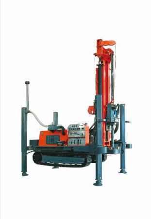TS400A型履带式水井钻机
