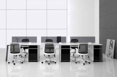 现代办公家具办公桌