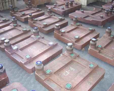 高炉纯铜冷却板