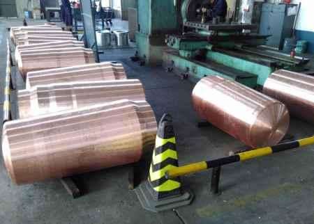 纯铜铸件厂家