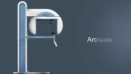 牙科CT机设计