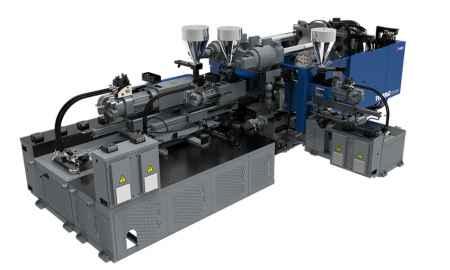 880T双色注塑机