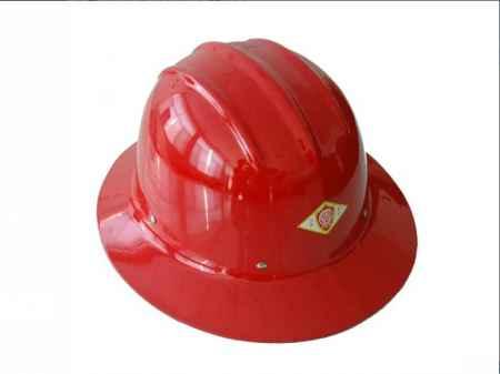 玻璃钢大沿安全帽