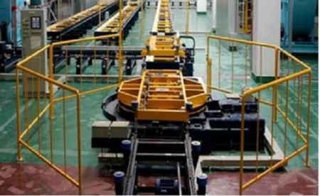 立洋机电移行机