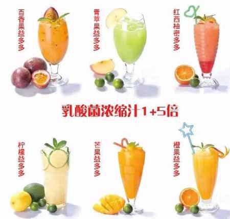 益生菌发酵饮品