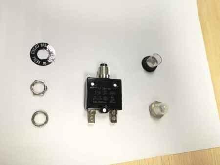 TS品牌安规认证齐全L1手动复位断电器