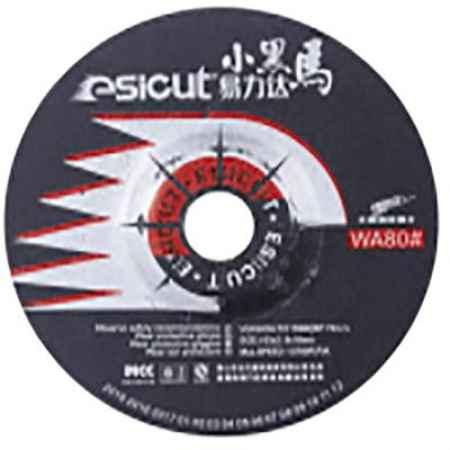 深圳不锈钢磨片WA80#小黑马厂家