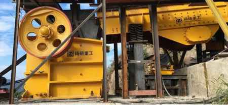 上海350TPH砂石生产线批发