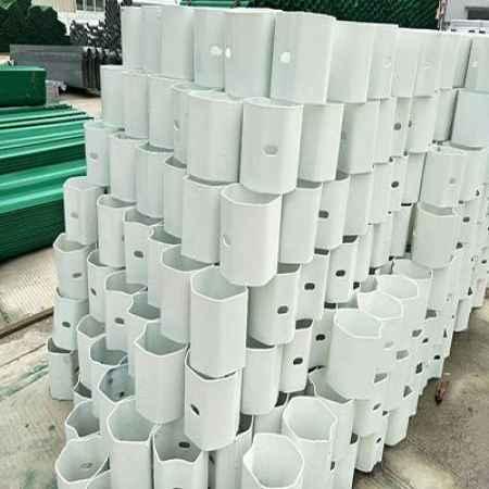 山东波形护栏配件防阻块生产供应