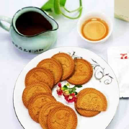 永昶食品无糖麦麸饼干
