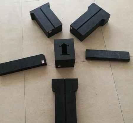 浙江工程减震橡胶块耐磨防震橡胶块厂家