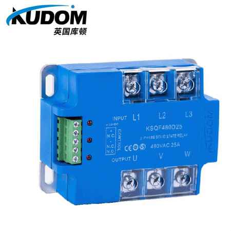 KUDOM库顿KSQF系列三相交流输出型固态继电器价格