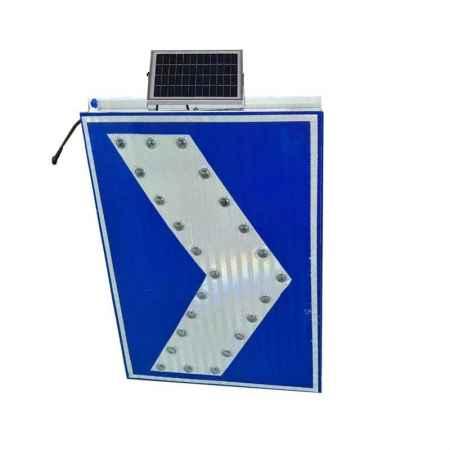 广东太阳能导向标志牌价格