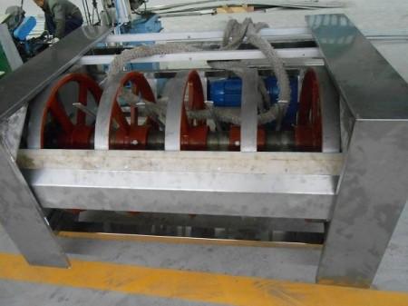 冲击式隧道板带速冻机