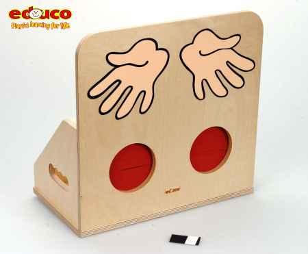 幼儿园角色扮演游戏触摸游戏盒厂家直销