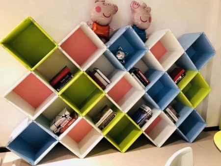 广东DIY积木式储物柜批发商
