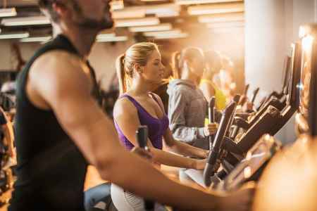 健身教练培训机构