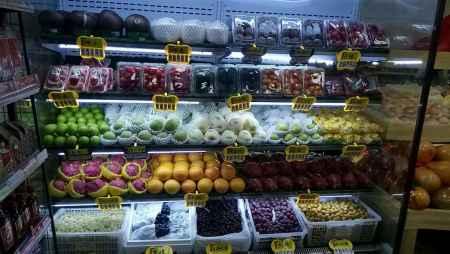 连锁超市加盟费用