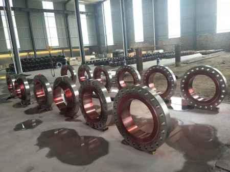 河北各种材质法兰管板生产厂家