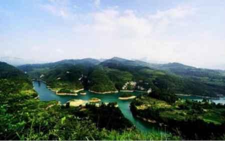 清溪峡漂流好玩吗