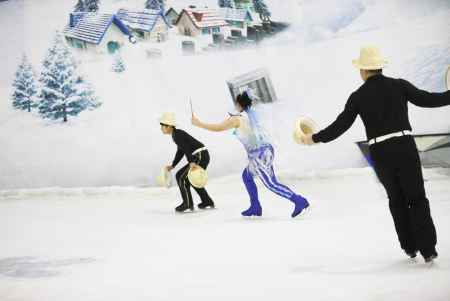 湖南滑雪场哪家好