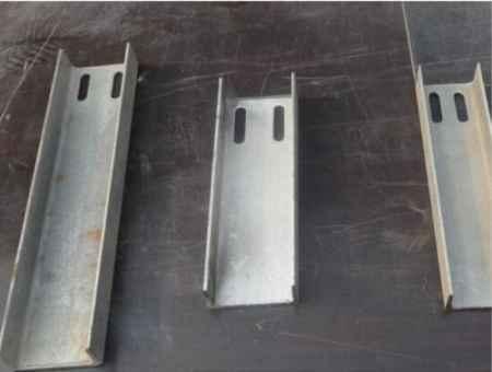 滁州折弯C型钢加工厂