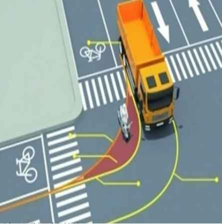 工程车盲区主动探测及防护系统价格