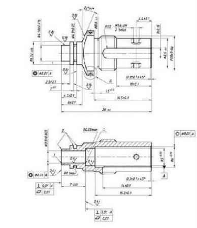 定径辊机床生产