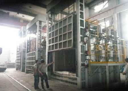 南京蓄热式锻造炉厂家供应