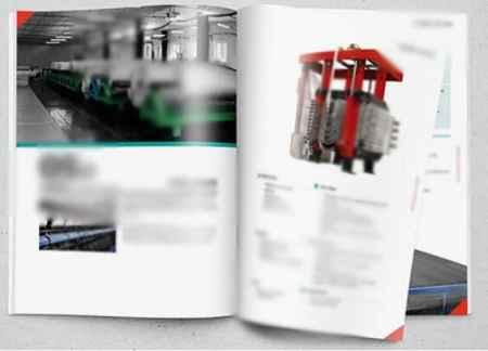 大连产品图册印刷