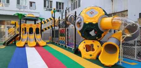 河北幼儿园滑梯价格