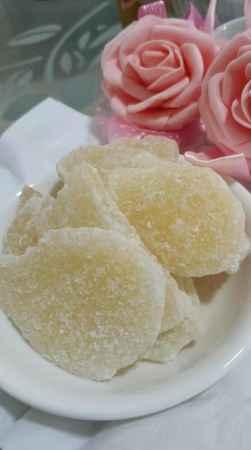 广东传统蜜饯糖姜片销售