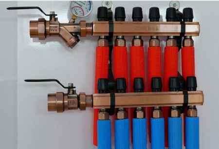 高端地暖分集水器