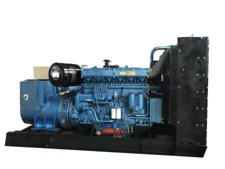 潍柴500kw发电机组销售价
