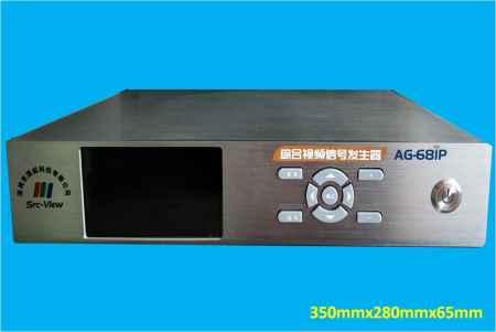 视频综合信号源AG-681P