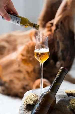 加拿大酒庄冰白葡萄酒