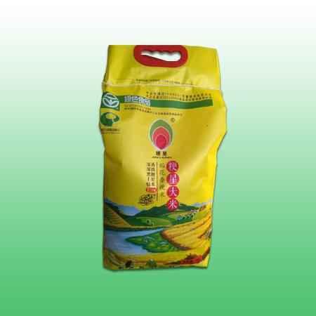 阜新市东北大米5kg编织袋