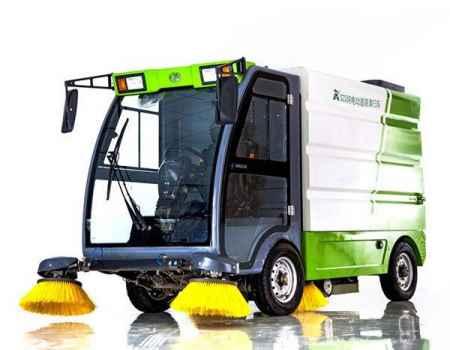 垃圾车锂电池