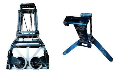 ZILIWO地毯推车和主机支架