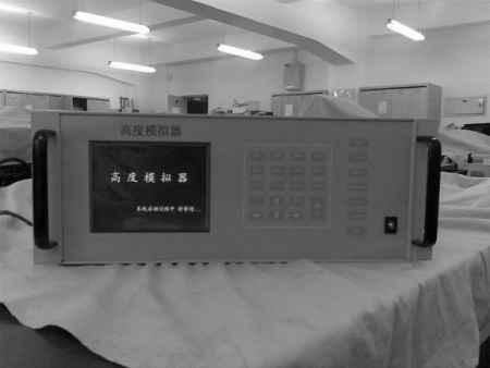 北京无线电高度表等效高度模拟器供应商