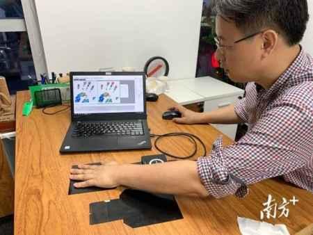 广东压力分布测量仪求推荐